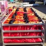 Flexi Boom – zapora odcinająca rozlew produktów  ropopochodnych